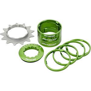 Reverse Single Speed Kit grün grün
