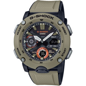CASIO G-SHOCK Classic GA-2000-5AER Watch Men green/black green/black