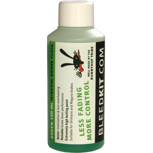 Bleedkit Green Mineral Brake Fluid 100ml