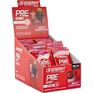 Enervit Sport Pre Sport Box 20x45g cranberry