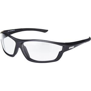 UVEX sportstyle 611 VL black mat/smoke bei fahrrad.de Online