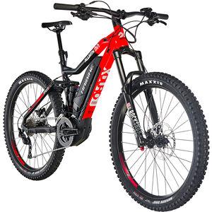 HAIBIKE XDURO AllMtn 2.0 schwarz/rot/weiß bei fahrrad.de Online