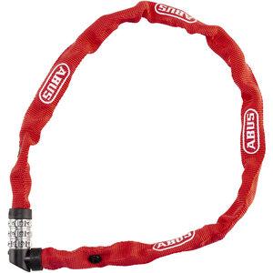 ABUS Web 1200/60 Kettenschloss rot rot