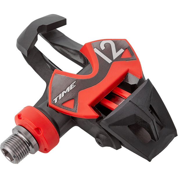 Time Xpresso 12 Carbon Road Pedals black/red