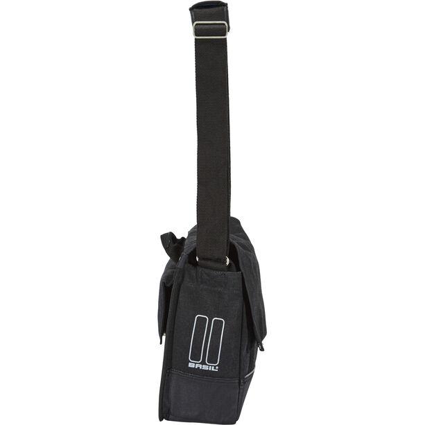 Basil Urban Fold Gepäckträgertasche schwarz