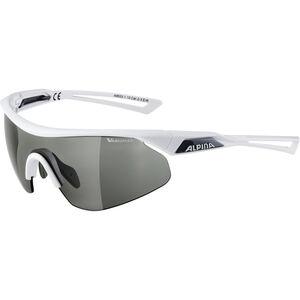 Alpina Nylos Shield VL Glasses white white