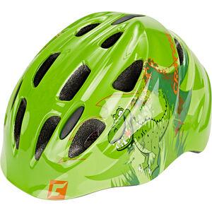 Cratoni Akino Helmet Kinder dinogreen glossy dinogreen glossy