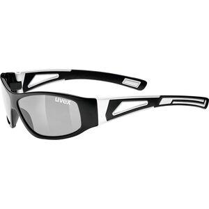 UVEX Sportstyle 509 Brille Kinder black/ltm.silver black/ltm.silver