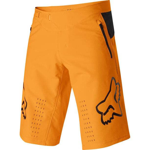 Fox Defend Shorts Herren atomic orange