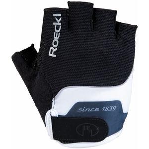 Roeckl Nano Handschuhe schwarz/weiß bei fahrrad.de Online