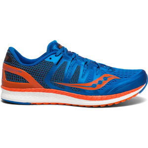 saucony Liberty ISO Shoes Men Blue Orange bei fahrrad.de Online