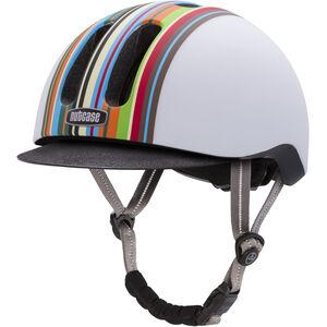 Nutcase Metroride MIPS Helmet Technicolor Matte bei fahrrad.de Online