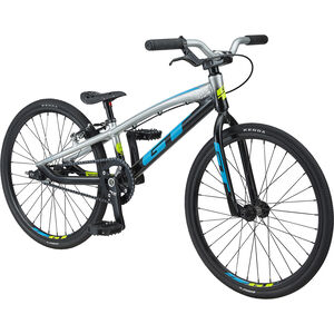 "GT Bicycles Speed Series Mini 20"" gloss silver/black gloss silver/black"