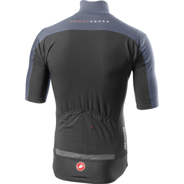 Castelli Perfetto Rain Or Shine Leichte Jacke Herren dark/steel blue