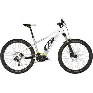 "Husqvarna LC4 27,5"" kalt weiß metallic/silber metallic/neon gelb bei fahrrad.de Online"