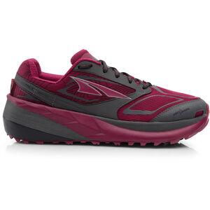 Altra Olympus 3.0 Trail Running Shoes Women gray/raspberry gray/raspberry