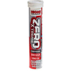 High5 Electrolyte Sports Drink Zero X'treme Tabs 20 Stück Red Fruits