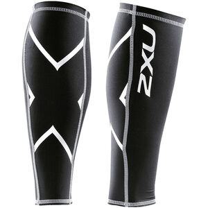 2XU Compression Calf Guards black/black black/black