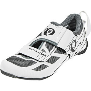 PEARL iZUMi Tri Fly Select v6 Shoes Damen white/shadow grey white/shadow grey