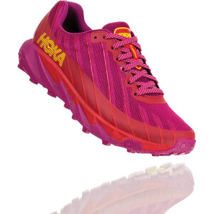 Hoka One One Torrent Running Shoes Damen cactus flower/poppy red cactus flower/poppy red
