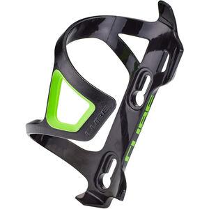 Cube HPP-Sidecage Flaschenhalter schwarz/grün