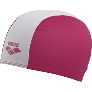 arena Polyester Swimming Cap Kinder strawberry-white strawberry-white