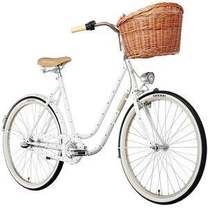 """Creme Molly Ladies 26"""" white w/ dots bei fahrrad.de Online"""