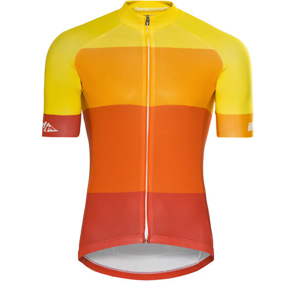 Red Cycling Products Colorblock Race Jersey Herren