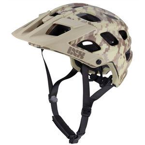 IXS Trail RS Evo Camo Ltd. Edition Helmet camel camo camel camo