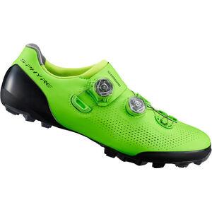 Shimano SH-XC901 Shoes Herren green green
