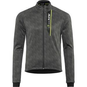 Northwave Extreme 3 Total Protection Jacket Men black/grey/yellowfluo