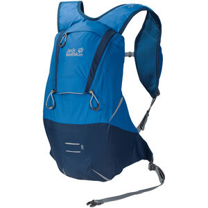 Jack Wolfskin Crosstrail 12 Daypack electric blue electric blue