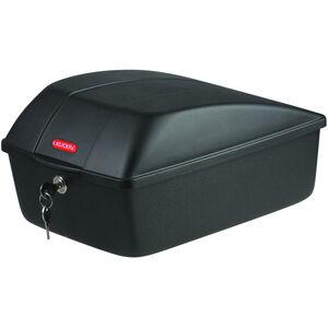 KlickFix Bike Box 12 Liter für GTA schwarz schwarz