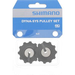 Shimano SLX Schaltungsrollen 10-fach schwarz schwarz