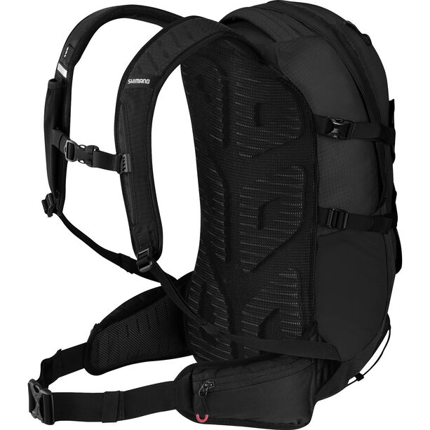 Shimano Hotaka Backpack 20 L black/red