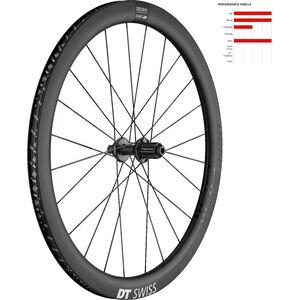 DT Swiss ERC 1100 DICUT Disc 47 Clincher Hinterrad schwarz bei fahrrad.de Online