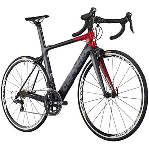 2. Wahl: Cervelo S3 Ultegra 22G black/red black/red