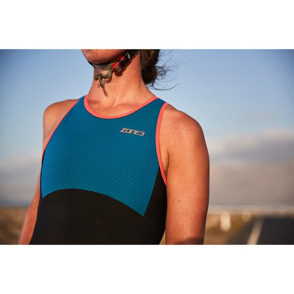 Zone3 Aeroforce Swimback Style ITU Design Trisuit Damen