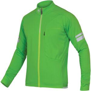 Endura Windchill Jacket hi-viz green