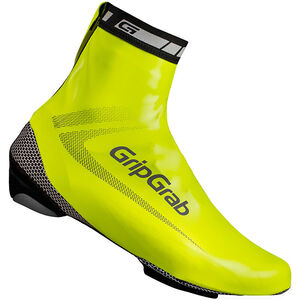 GripGrab RaceAqua Hi-Vis Waterproof Shoe Cover fluo yellow fluo yellow