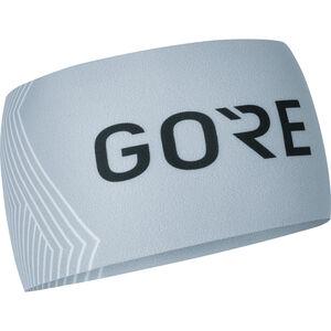 GORE WEAR M Opti Headband light grey/white light grey/white
