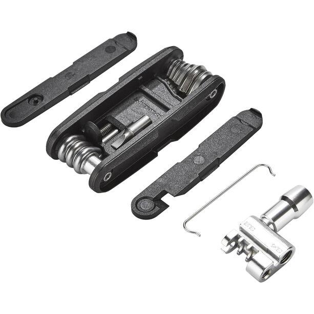 Birzman Diversity 17 Multi Tool schwarz