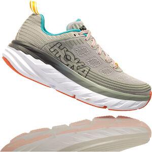 Hoka One One Bondi 6 Running Shoes Damen vapor blue/wrought iron vapor blue/wrought iron