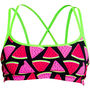 Funkita Criss Cross Top Damen melon crush