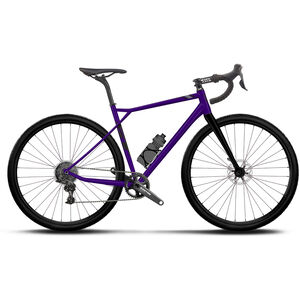 GT Bicycles Grade Expert Herren gloss purple/black/gunmetal gloss purple/black/gunmetal