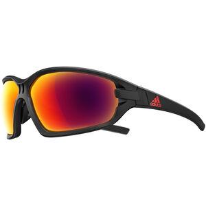 adidas Evil Eye Evo Basic Glasses L black matt/red black matt/red
