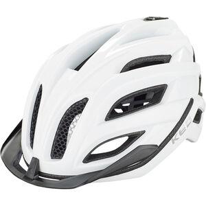 KED Champion Visor Helmet white white