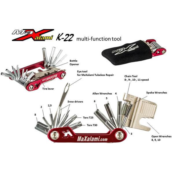 MaXalami K-22 Multifunktionswerkzeug
