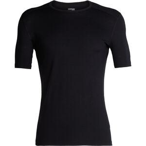 Icebreaker 200 Oasis SS Crew Shirt Men Black bei fahrrad.de Online