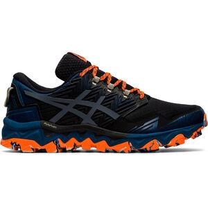 asics Gel-Fujitrabuco 8 Schuhe Herren directoire blue/black directoire blue/black